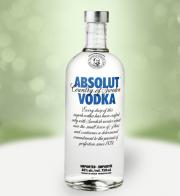 Absolut vodka 1l - Delivery of flowers in Prague