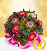 Exclusive bouquet Lily