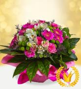 Exclusive bouquet Cherr